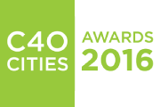 <h4>2016 C40 CITIES AWARDS' FINALIST</h4>