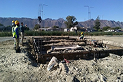First foundation laid for Morkel's Cottage housing project