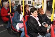 MyCiTi taking senior citizens places
