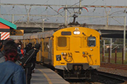 Enforcement unit deployed to protect rail commuters and infrastructure