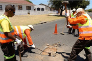 City calls on residents to report potholes ahead of rainy season