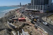 City receives industry award for Strand sea wall project