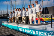 Lipton Cup Challenge sails into Table Bay Harbour