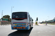 Protesters vandalise MyCiTi infrastructure in Dunoon, Joe Slovo
