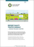 <h4>Report faulty traffic signals — make roads safer</h4>