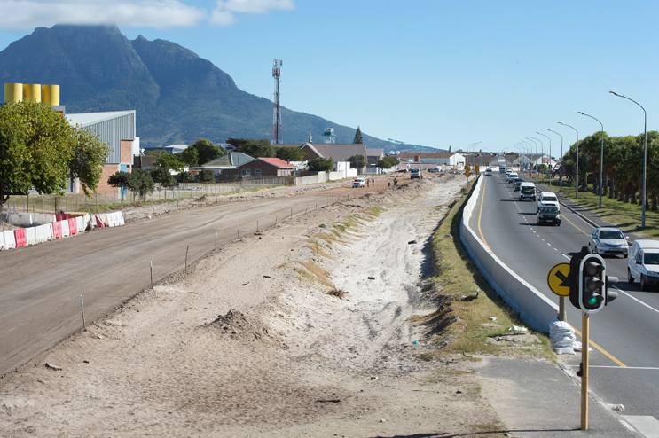 Jan Smuts Drive Project, Epping