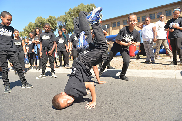 SUCCESSFUL FIRST OPEN STREETS IN MITCHELLS PLAIN